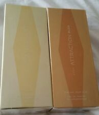 Avon Attraction for Her EDP Spray 50ml & Attraction Rush for Her 50ml