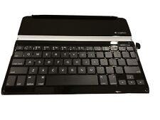 Logitech Ultrathin Keyboard Cover Black for iPad 2 and iPad 3,4 Air B6-42m
