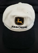 Baseball Cap: John Deere. New, without Tags. One Size, Adjustable. Free Ship.