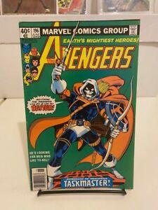 Avengers #196 (1980) First Taskmaster