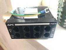 ProtectNet surge protector APC PNET4  Überspannungsschutz 4 Leitungen