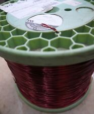 15 AWG Gauge Enameled Copper Magnet Wire Solderable  Made in Germany