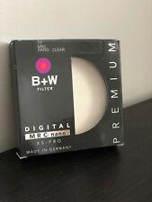 Genuine B+W 77mm XS-PRO MRC UV Nano Filter Germany