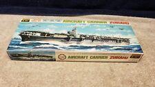 "Vintage Fujimi Japanese Aircraft Carrier ""Zuikaku"" 1/700 Scale Boxed Sealed"