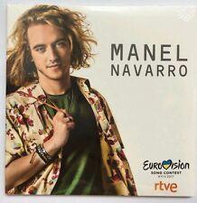 "SPAIN  EUROVISION 2017 ENTRY MANEL NAVARRO "" DO IT FOR YOUR LOVER "" PROMO CD"