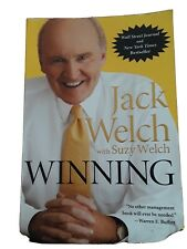 Winning by Suzy Welch and Jack Welch (2005, Paperback)