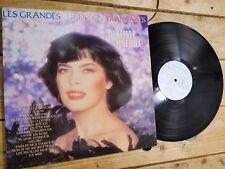 MIREILLE MATHIEU LES GRANDES CHANSONS FR LP 33T VINYLE EX COVER EX ORIGINAL 1985