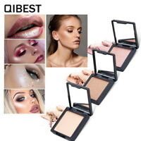 Stylish Makeup Face Powder Single Colors Bronzer Highlighter Powder Palette Gift