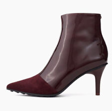 New Rag & Bone Beha Moto Suede & Leather Bootie 8.5 $525.00
