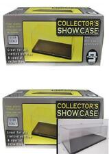 2 Boites/Box Vitrine EXPO Show Case Display 1/18 Neuf Emballage d'origine