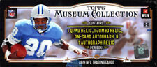 2014 Topps Museum Collection Football Hobby Box - Factory Sealed!