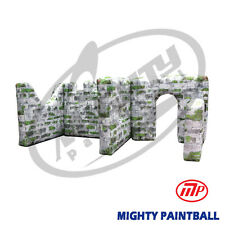 Mighty Paintball Air Bunker (Inflatable Bunker) - E Shape (Mp-Sb-Wp15)