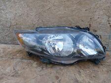 09 10 TOYOTA COROLLA S XRS Headlight Head Lamp OEM