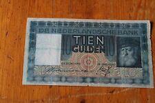 10 gulden biljet 1934