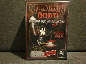 Munchkin Beißt Basisspiel + Erweiterung