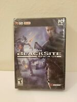 BlackSite: Area 51 (PC, 2007) PC Game by Midway