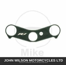 Yamaha YZF R1 2007 - 2008 Carbon Top Yoke Fork Protector Sticker Cover
