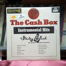 Stanley Black, His Piano & Orchestra The Cash Box 1959 London Import PS 158