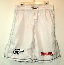 Team Gear Used Purler Wrestling academy  wrestling shorts small cage fighter
