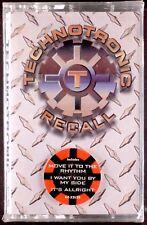 Technotronic – Recall LP CASSETTE SBK 1995 SEALED OOP