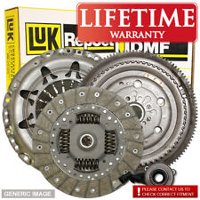 VW GOLF VI Variant 2.0 TDi LuK Flywheel & Clutch Kit 136 07/09-05/11 CBDA EST