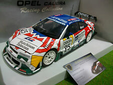 OPEL CALIBRA V6 4x4 ITC 1996 TEAM JOEST WURZ 1/18 UT MODELS 180964325 voiture