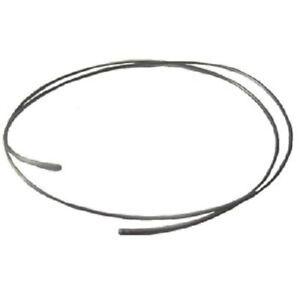 Copper/Nickel Alloy Wire 16 SWG (14 AWG) Constantan Resistance Alloy per Metre