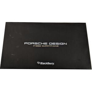 Blackberry Porsche Design P'9982 64GB + 2GB Red Factory Unlocked GSM