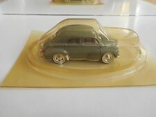 Solido Renault 4 CV in Grey on 1:43 in package