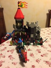 LEGO SYSTEM CASTLE 1906 MAJISTO'S TOWER WITH EXTRA FIGURES DRAGON KNIGHTS RARE