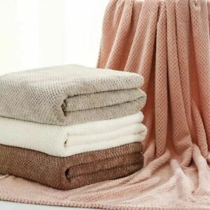 70x140cm Bath Towels For Thicken Soft Shower Spa Sport Travel Towels Microfiber