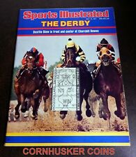 1977 SEATTLE SLEW SPORTS ILLUSTRATED MINT PLUS KD $2 WIN UN-CASHED TICKET 🐴