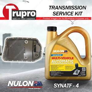 SYNATF Transmission Oil + Filter Service Kit for BMW 1 5 7 Series X1 X3 X5 X6 Z4