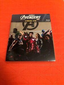 Avengers Blu Ray Marvel FUORI CATALOGO