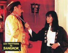 SEXY YOKO JEAN ROLLIN LES TROTTOIRS DE BANGKOK 1984 VINTAGE LOBBY CARD #1