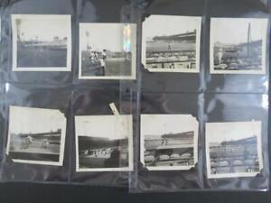 (8) 1948 New York Yankees Baseball Snapshot Photographs