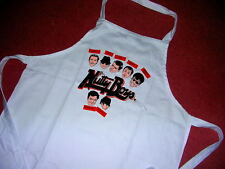MADNESS 'AS THE NUTTY BOYS' - OFFICIAL 'LOS PALMAS 7' APRON!!! FROM 2009 TOUR