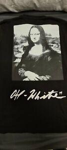 Off -  White! T- Shirt Mona Lisa Gr. XXL