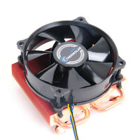 "Thermolab LP53 Slim Quiet 53mm Height CPU Cooler for LGA 115x ""Freeship&track"