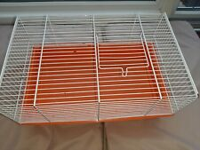 Small Animal Pet Cage Hamster/Mouse/Gerbil Ferplast Bianca Gabbia/White Cage