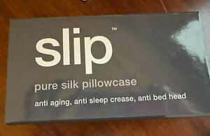 NEW Slip Pure Silk Pillowcase