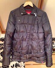 EDC Femme s Manteau Gris/Marron Taille L EU 40, très bon état utilisé