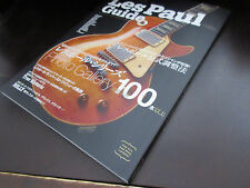 Gibson Les Paul Guide Japan Book Guitar Zeppelin Clapton Guns Slash Burst Custom