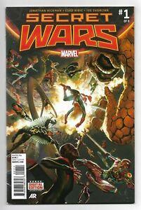 Secret Wars #1 Marvel Comics 2015 VF+