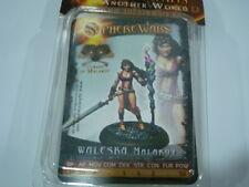OUTLET Sphere Wars Waleska Malakoy Cursed of Malakoy metal miniature new