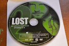 Lost Third Season 3 Disc 2 Replacement DVD Disc Only 43-263