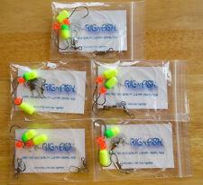 5 Fluorocarbon - Fishing Rigs, Pier Rigs, Surf Fishing Rigs (Free Shipping)