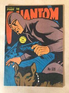 Classic Australian – Phantom comic – No. 520