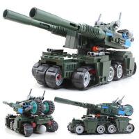 KAZI 81007  Panzer Red Alert 3 Tank Building Blocks Modell Bausteine 380pcs