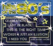 Hits of the 80's (BMG/AE) imagination, Bad Boys Blue, il Harrow, il gazebo, [3-cd]